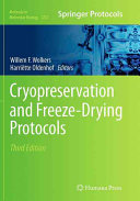 Cryopreservation and Freeze Drying Protocols
