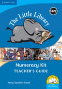 Books - Little Library Numeracy Teachers Guide | ISBN 9780521713511