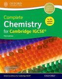 Cover of Complete Chemistry for Cambridge IGCSE®