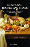 Montignac Recipes and Menus