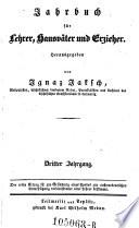 Schullehrer-Calender zunächst für die Lehrer der Leitmeritzer Diöcese ... Hrsg. von Ignaz Jaksch