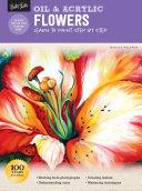 Oil & Acrylic: Flowers