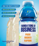 Student Achievement Series  Foundations of Business