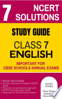 Class 7 English NCERT Solutions for school annual exams