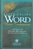 Experiencing the Word New Testament Book PDF