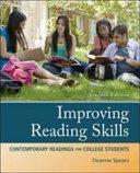 Improving Reading Skills