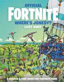 Fortnite Official Where S Jonesy