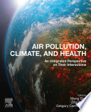 Air Pollution  Climate  and Health