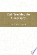 CAI Teaching for Geography
