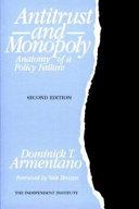 Antitrust and Monopoly