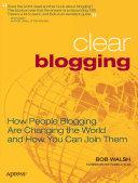 Clear Blogging Pdf/ePub eBook