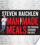 Man Made Meals Book
