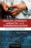 Health Literacy  eHealth  and Communication
