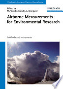 Airborne Measurements for Environmental Research