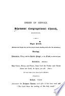 Selections from the Psalms and other scriptures, in the Revised version, for responsive reading in church services and on special occasions