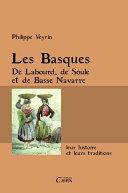 Les Basques de Labourd, de Soule et de basse Navarre Pdf/ePub eBook