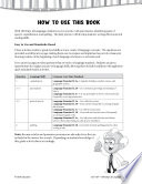 Daily Language Practice for Second Grade Book