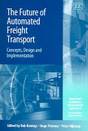 The Future of Automated Freight Transport Book