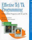 Effective Tcl/Tk Programming