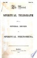 British Spiritual Telegraph Book