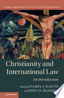 Christianity And International Law