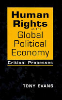 Human Rights In The Global Political Economy