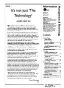 Information Management Technology