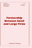 Partnership Between Small and Large Firms