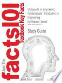 Studyguide for Engineering Fundamentals