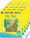 Books - Letterland Vowel Readers � Blue Series | ISBN 9781862094031