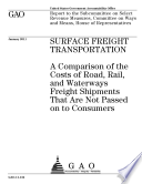 Surface Freight Transportation