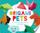 Origami Pets  Easy   Fun Paper Folding Projects