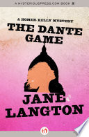 The Dante Game Jane Langton Cover