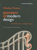 Pioneers of Modern Design