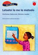 Books - Letsatsi la me la matsalo | ISBN 9780195786989