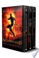 The Soul Guardians Series, Books 4-6