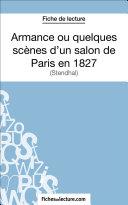 Armance ou quelques scènes d'un salon de Paris en 1827 [Pdf/ePub] eBook