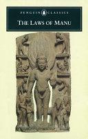 The Laws of Manu [Pdf/ePub] eBook