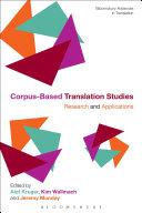 Corpus Based Translation Studies