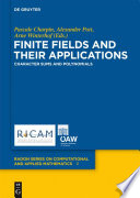 Finite Fields and Their Applications