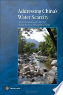 Addressing China s Water Scarcity