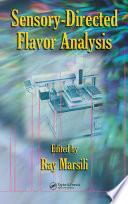 Sensory Directed Flavor Analysis Book PDF