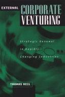 External Corporate Venturing