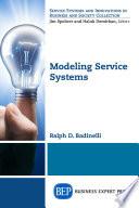 Modeling Service Systems