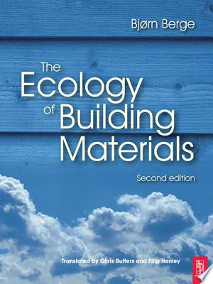 The Ecology of Building Materials banner backdrop