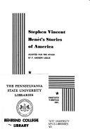 Stephen Vincent Ben  t s Stories of America