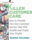 Killer Customer Care Book