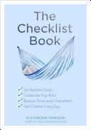 The Checklist Book Pdf/ePub eBook