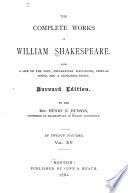 The Complete Works of William Shakespeare: King Lear. Timon of Athens