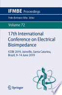 17th International Conference on Electrical Bioimpedance Book